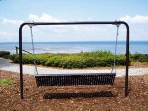 memorial park swing