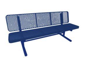 Supreme 8 ft bench