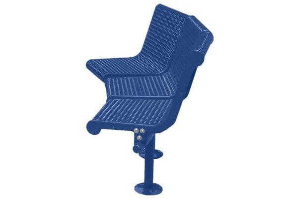 3 seat contour bench