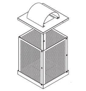 contract grade receptacle