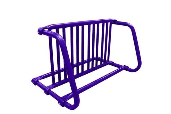 gate style bike rack