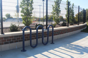 surface mount bike racks