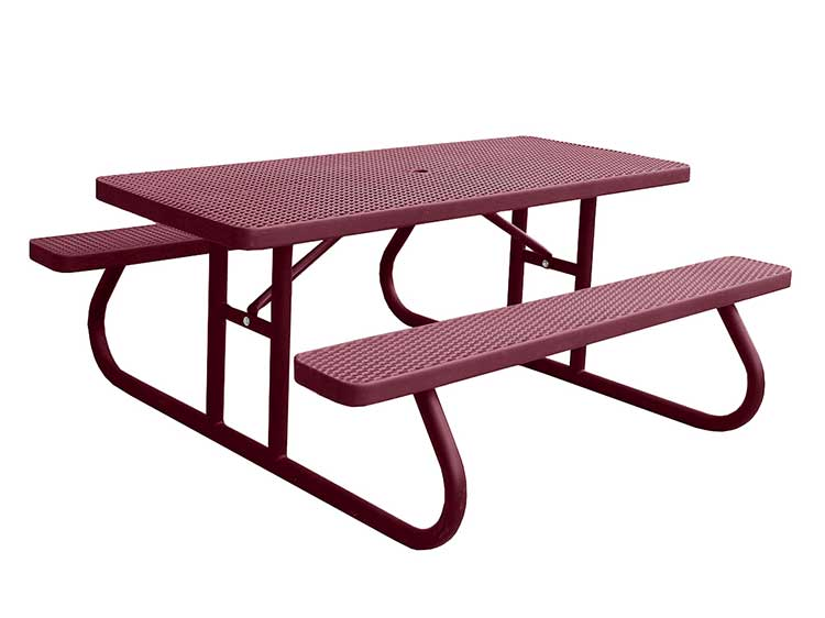Free standing picnic tables