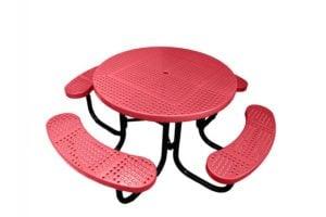 memorial picnic table