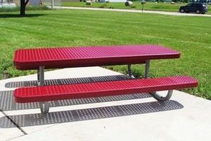 children's memorial picnic table seats 8