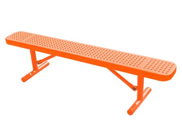 outdoor commercial benches