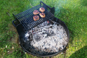 campground fire ring