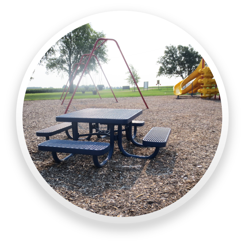 Kid S Picnic Tables From Premier Polysteel Safety