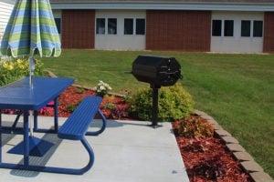 picnic grills