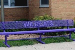 10 foot custom bench
