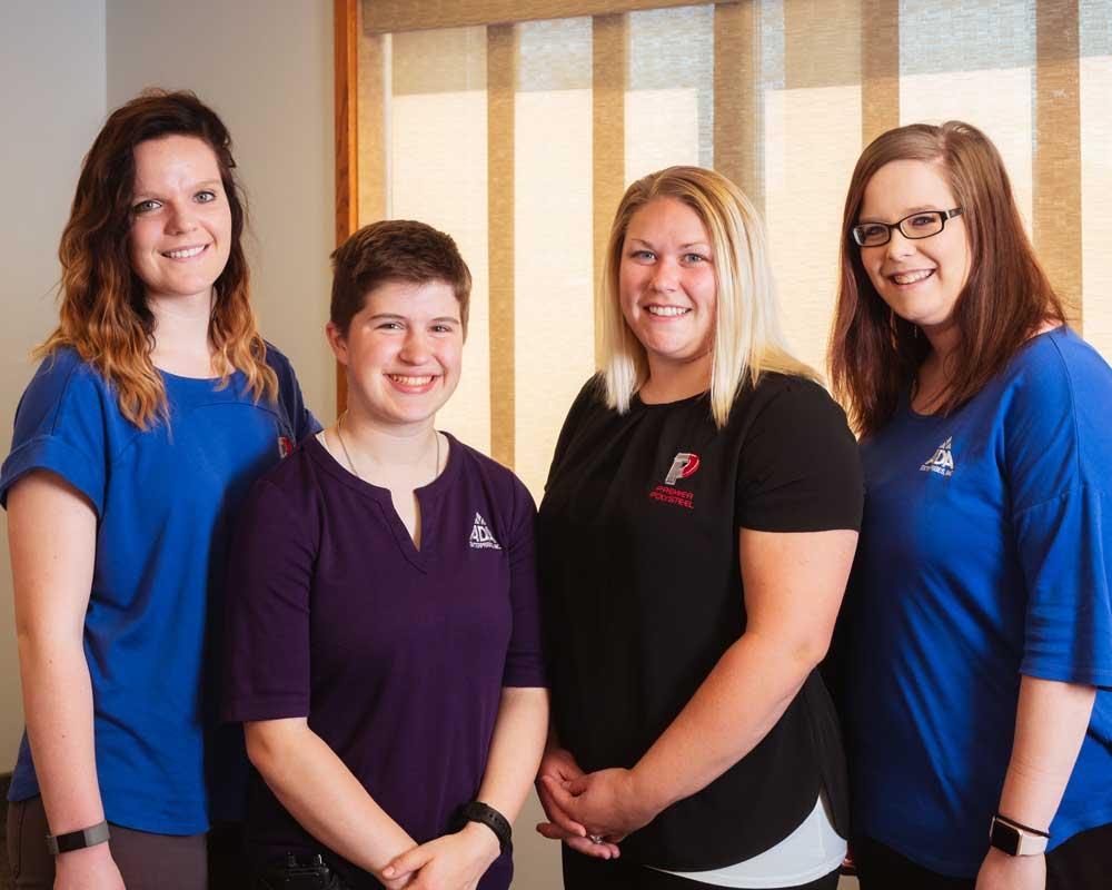 Premier Polysteel Sales Team