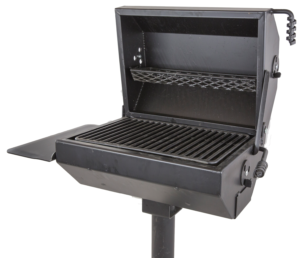 covered grill
