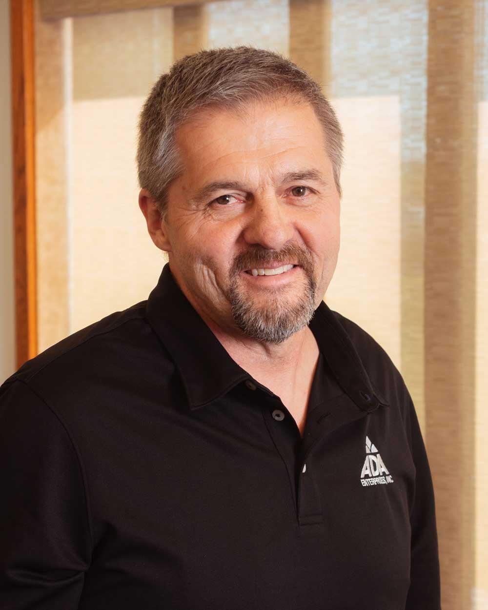 Jeff Baumann, Operations Manager