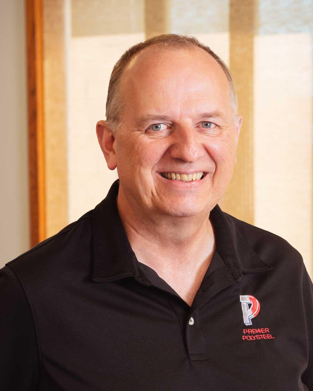 Kevin Stenzel, Design/Engineering Manager