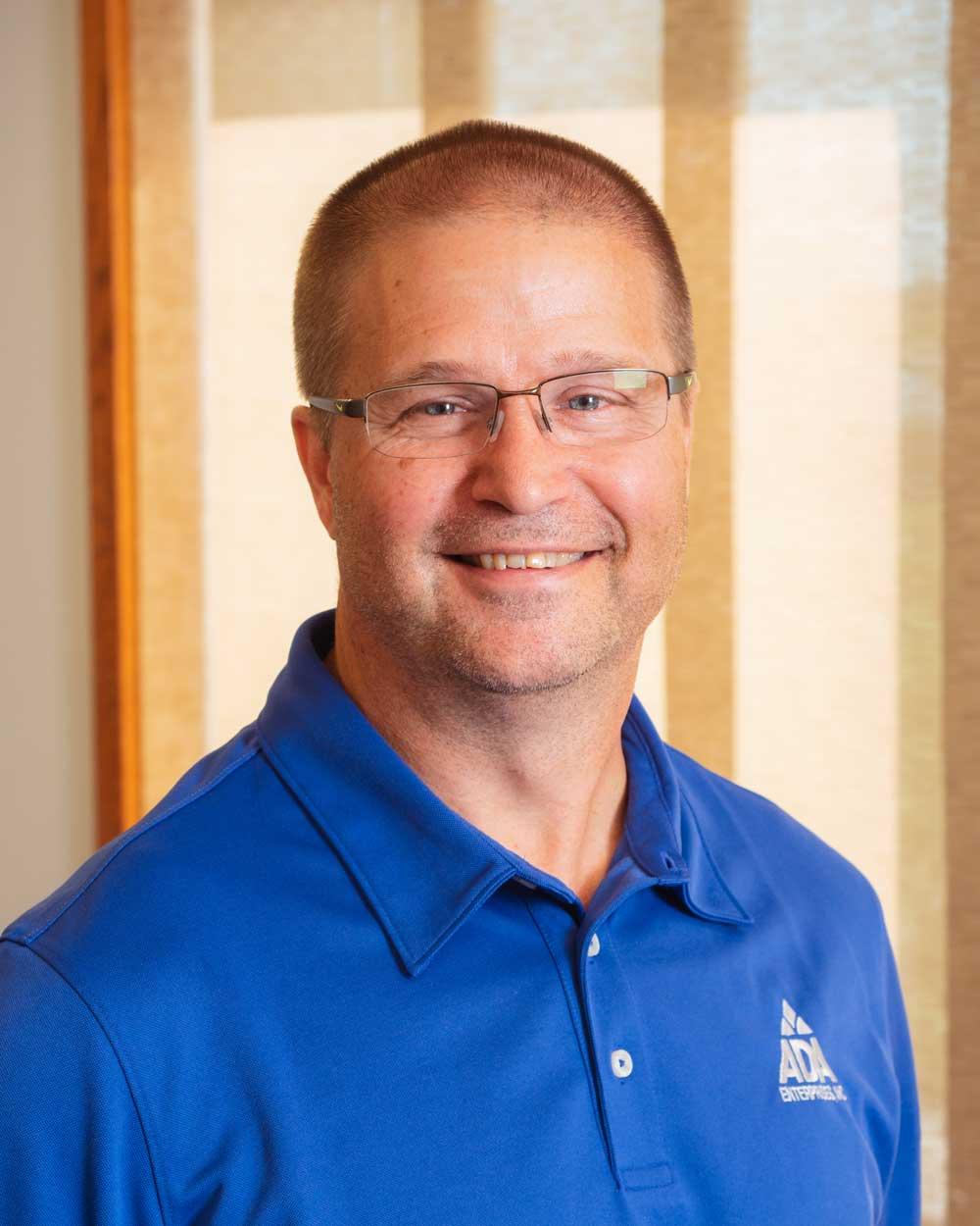 Tom Stensrud, President/CEO