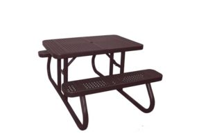 4' picnic table