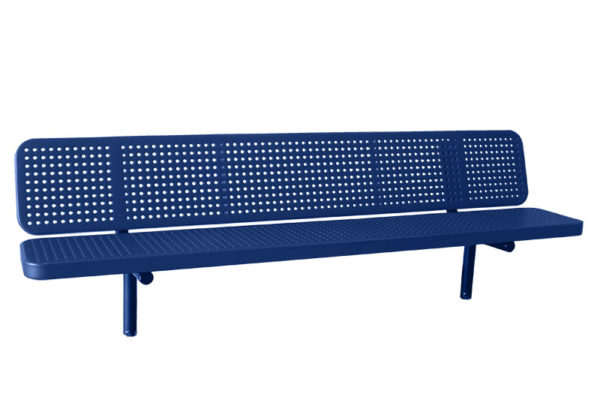 in-ground bench