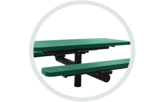 four foot picnic table