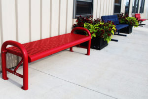 commercial grade bench
