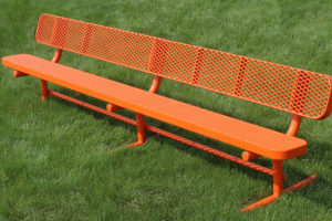 10' bench