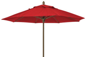 Jockey Red 9' Lucaya Umbrella