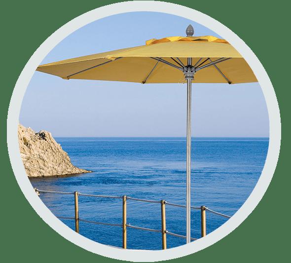 commercial grade umbrellas