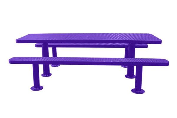 bolt down picnic table