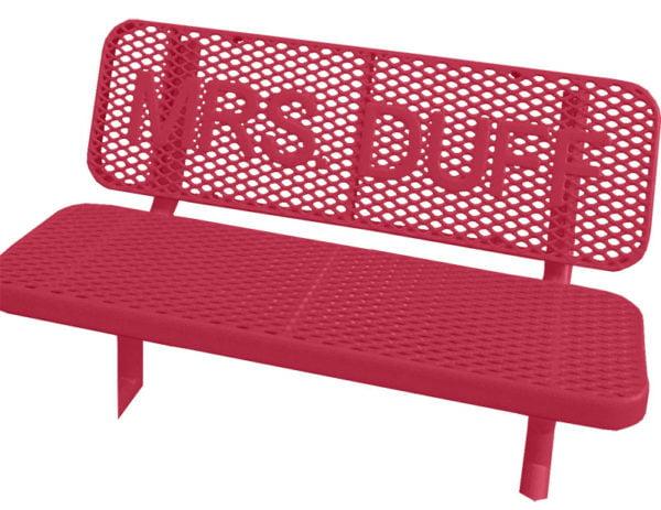 custom benches
